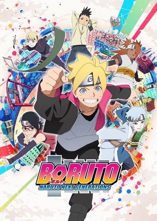 Boruto: Naruto Next Generations (Anime)