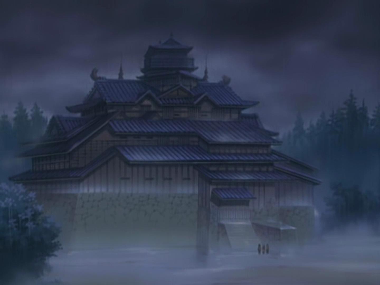 Naruto - Episódio 194: A Maldição Misteriosa do Castelo Assombrado