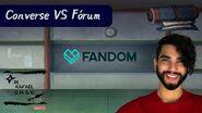 "Fórum virou ""Converse""? Rafa Explica Wiki Naruto"