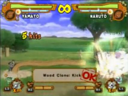 Деревянный Клон: Удар