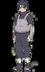 Itachi - Anbu (Render)