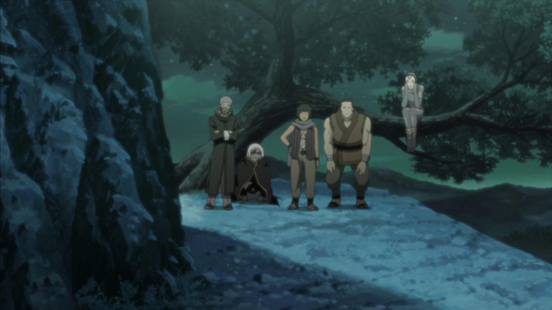 Naruto: Shippuden Episodio 91