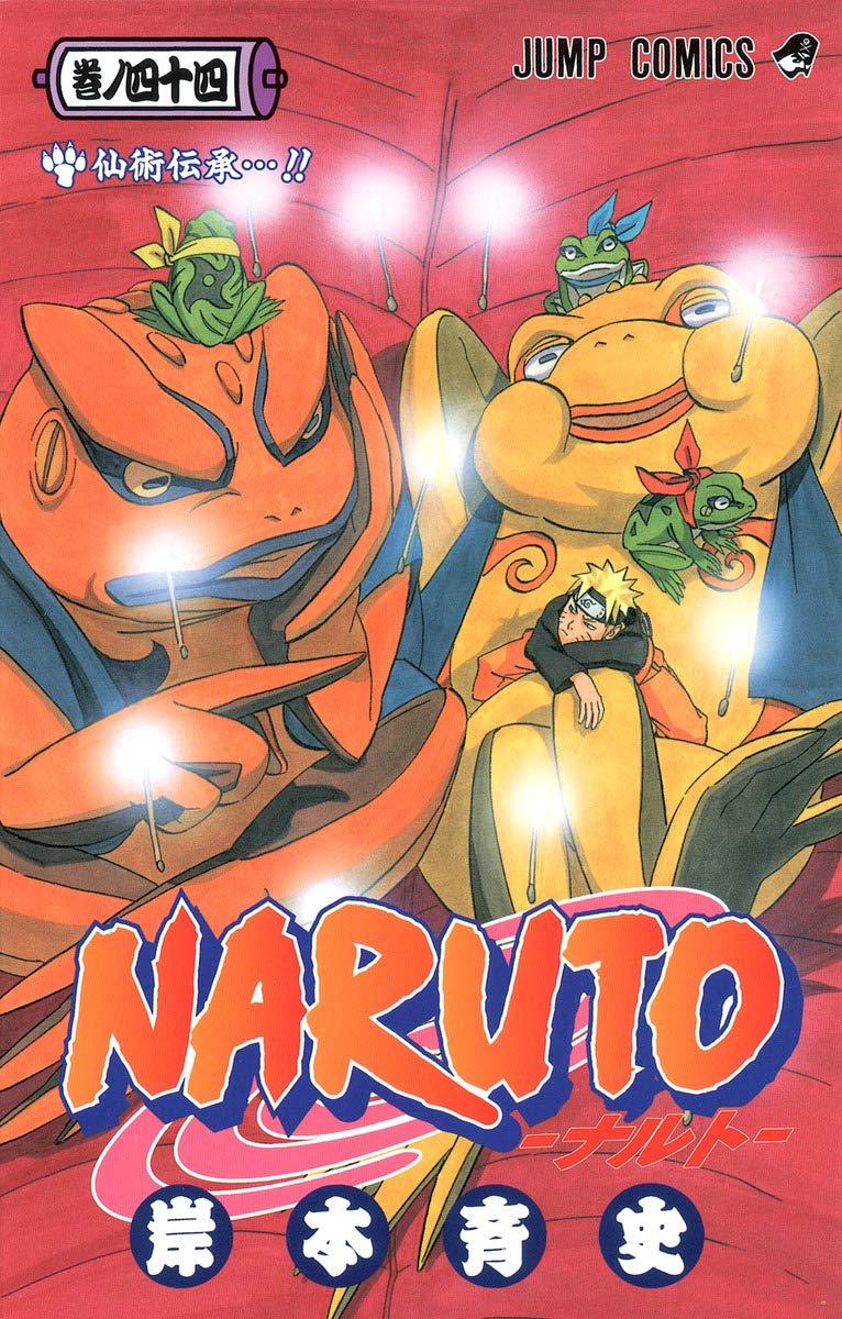 Handing Down Senjutsu…!! (volume)