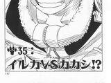 Naruto Capitolo 35