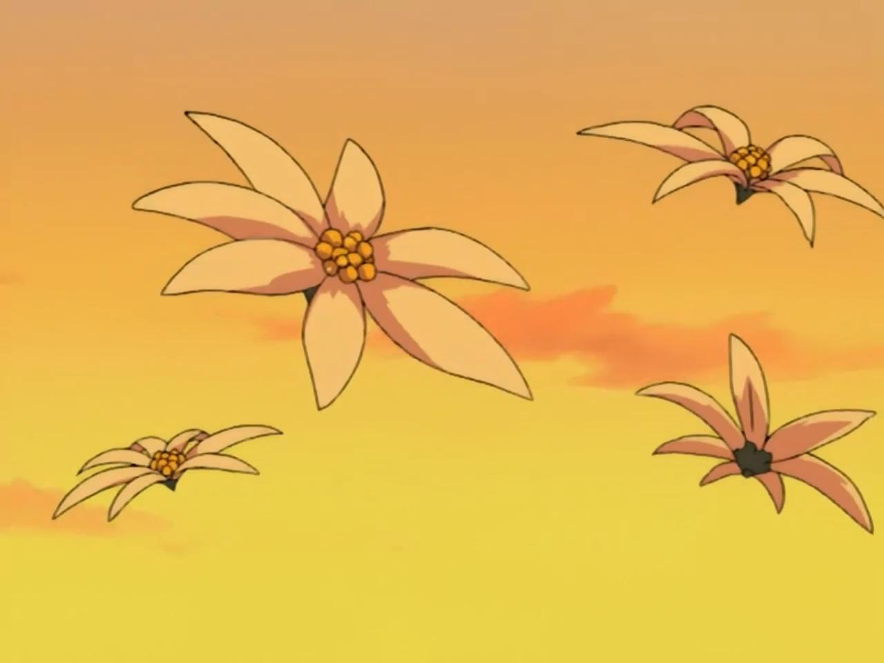 Arte Ninja de Flor