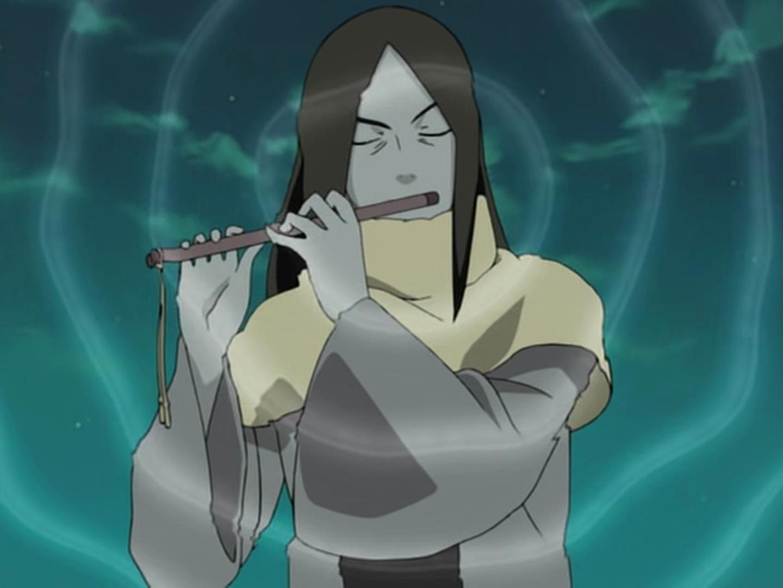 Genjutsu da Flauta Paralisante