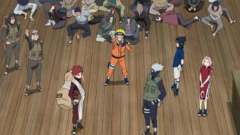 Naruto: Shippuden Episodio 182