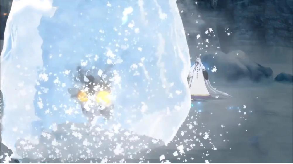 Небесная Ледяная Камера