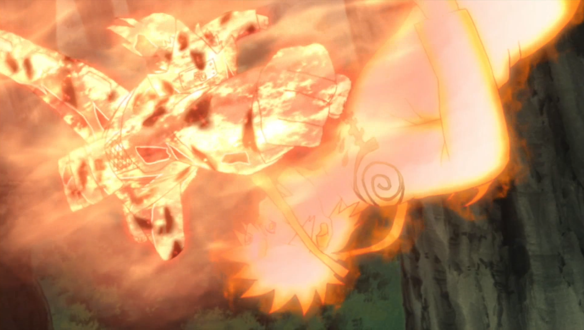 Elemento Lava: Puño Ardiente Blindado