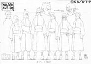 Arte Pierrot - Akatsuki Original