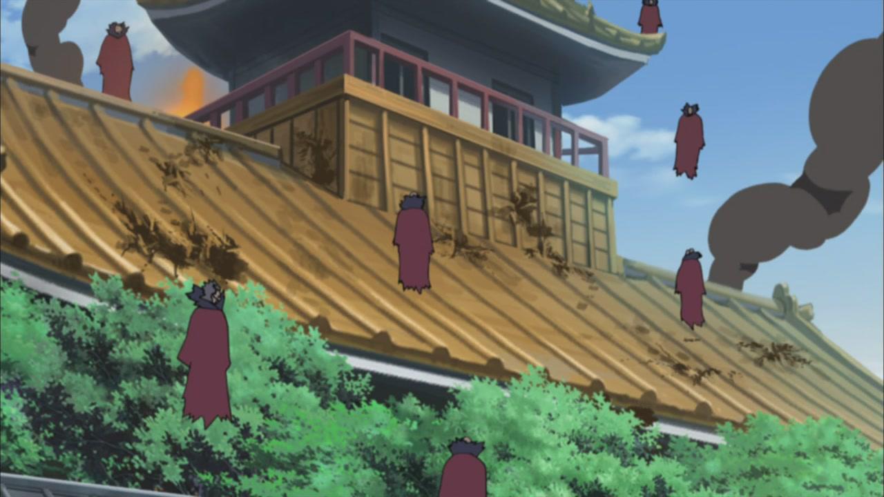 Naruto Shippūden - Episódio 310: A Queda do Castelo