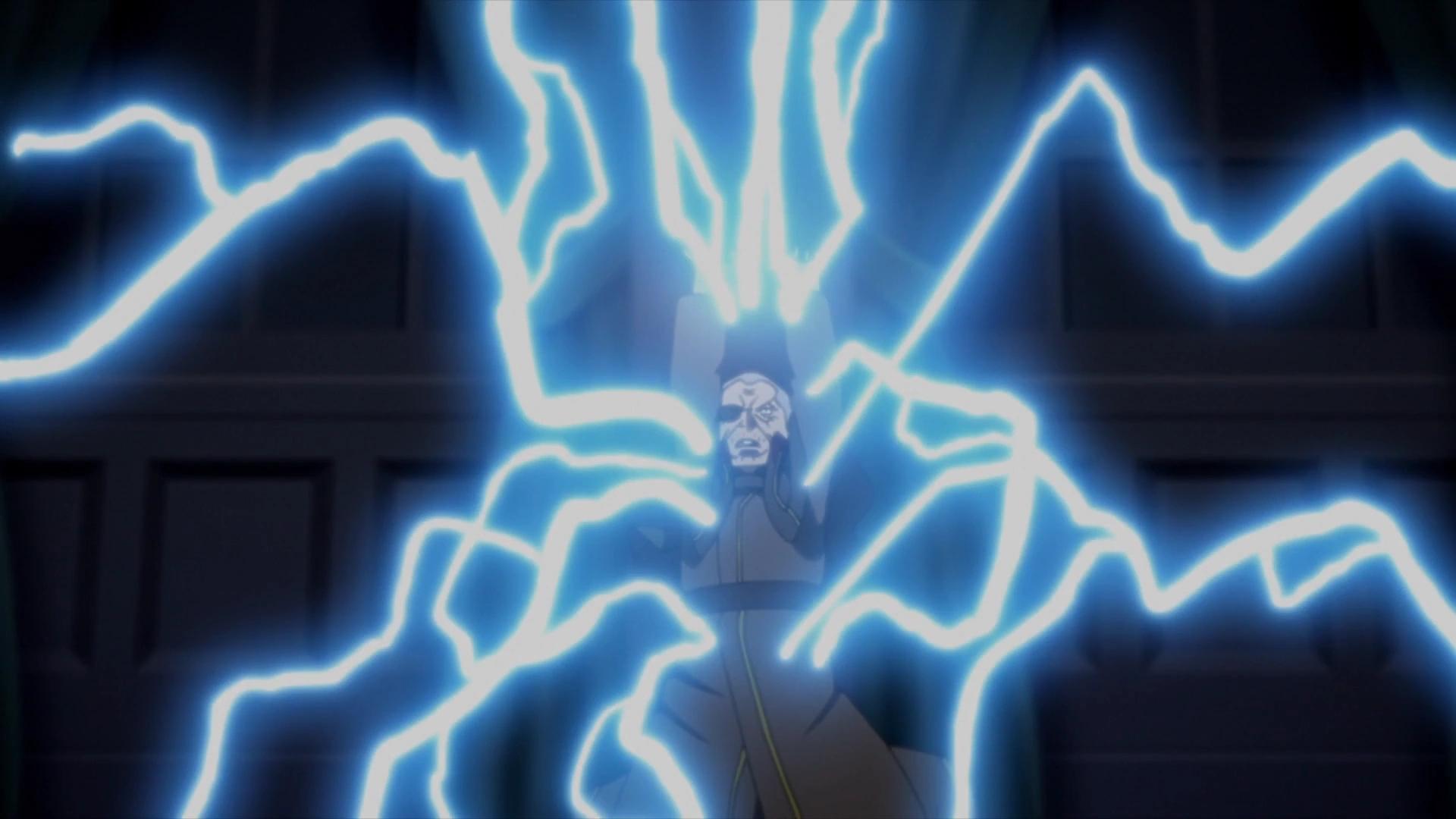 Elemento Rayo: Formación Celestial de Rayo