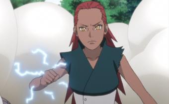 Karui Narutopedia Fandom Karui akimichi ( 秋道カルイ , akimichi karui ) is a kunoichi from kumogakure , and a member of team samui. karui narutopedia fandom