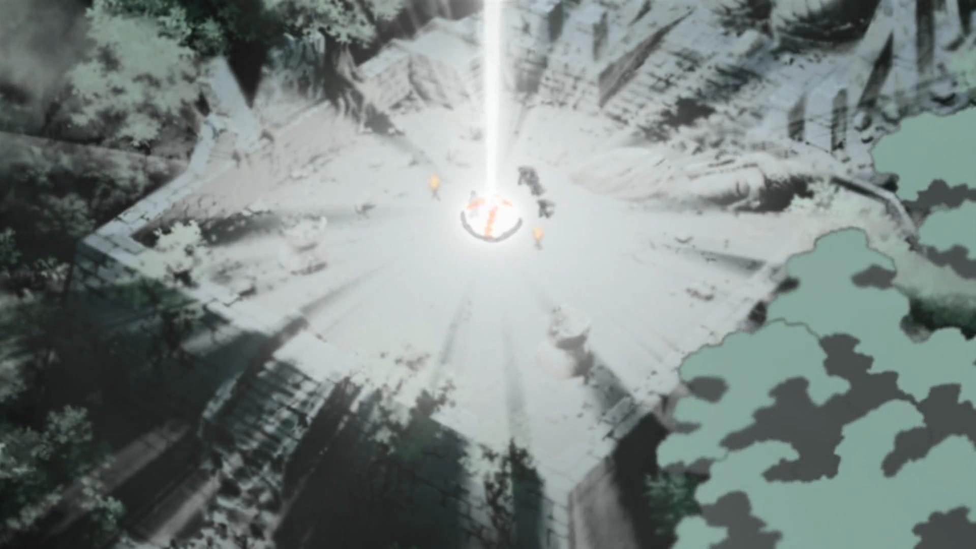 Naruto Shippūden - Episódio 150: Liberação do Jutsu Proibido