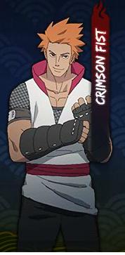 Crimson Fist