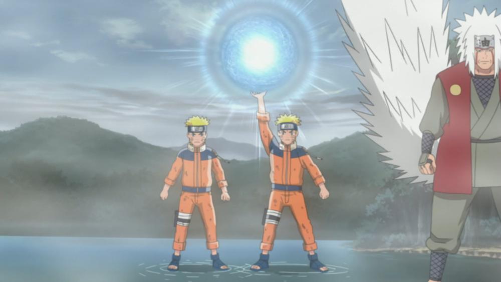Naruto Shippūden - Episódio 188: Memórias do Aluno e Mestre