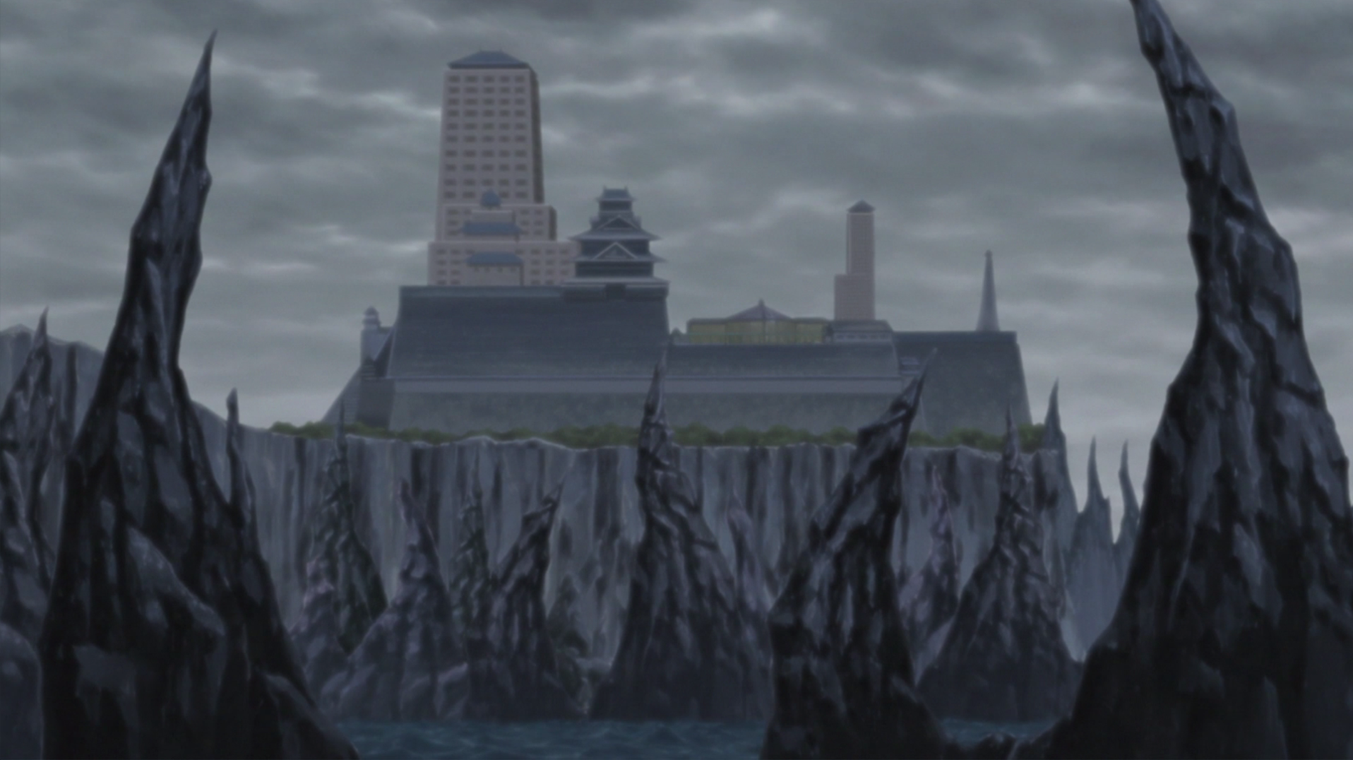 Hôzuki, la prison des ninjas