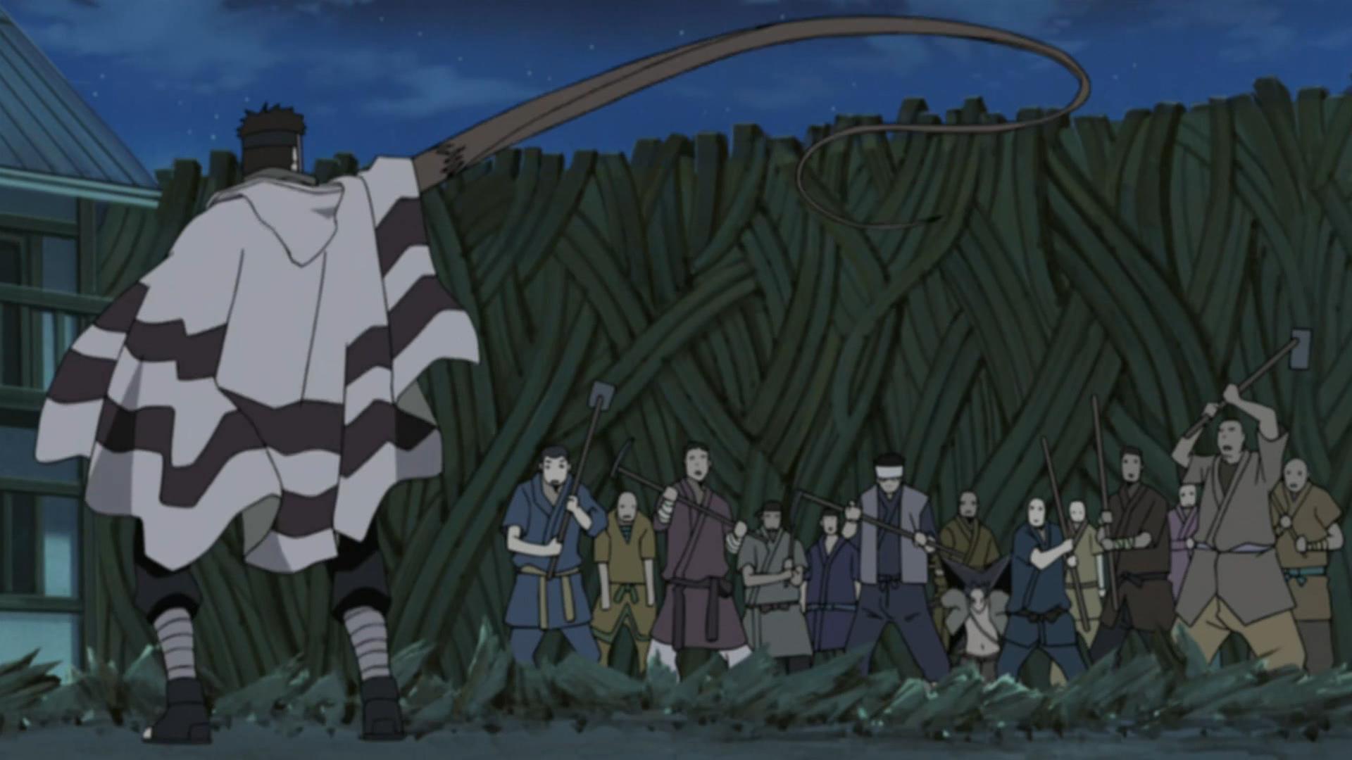 Naruto Shippūden - Episódio 149: Separação