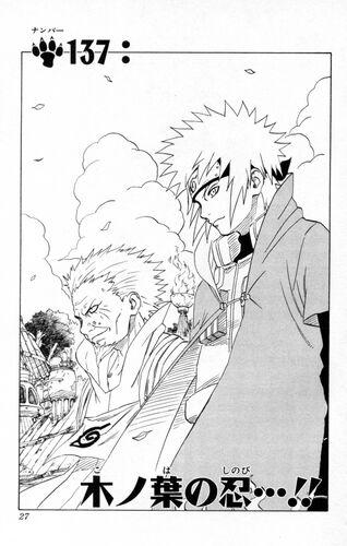 Naruto Capitolo 137