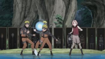 Naruto: Shippuden Episodio 290