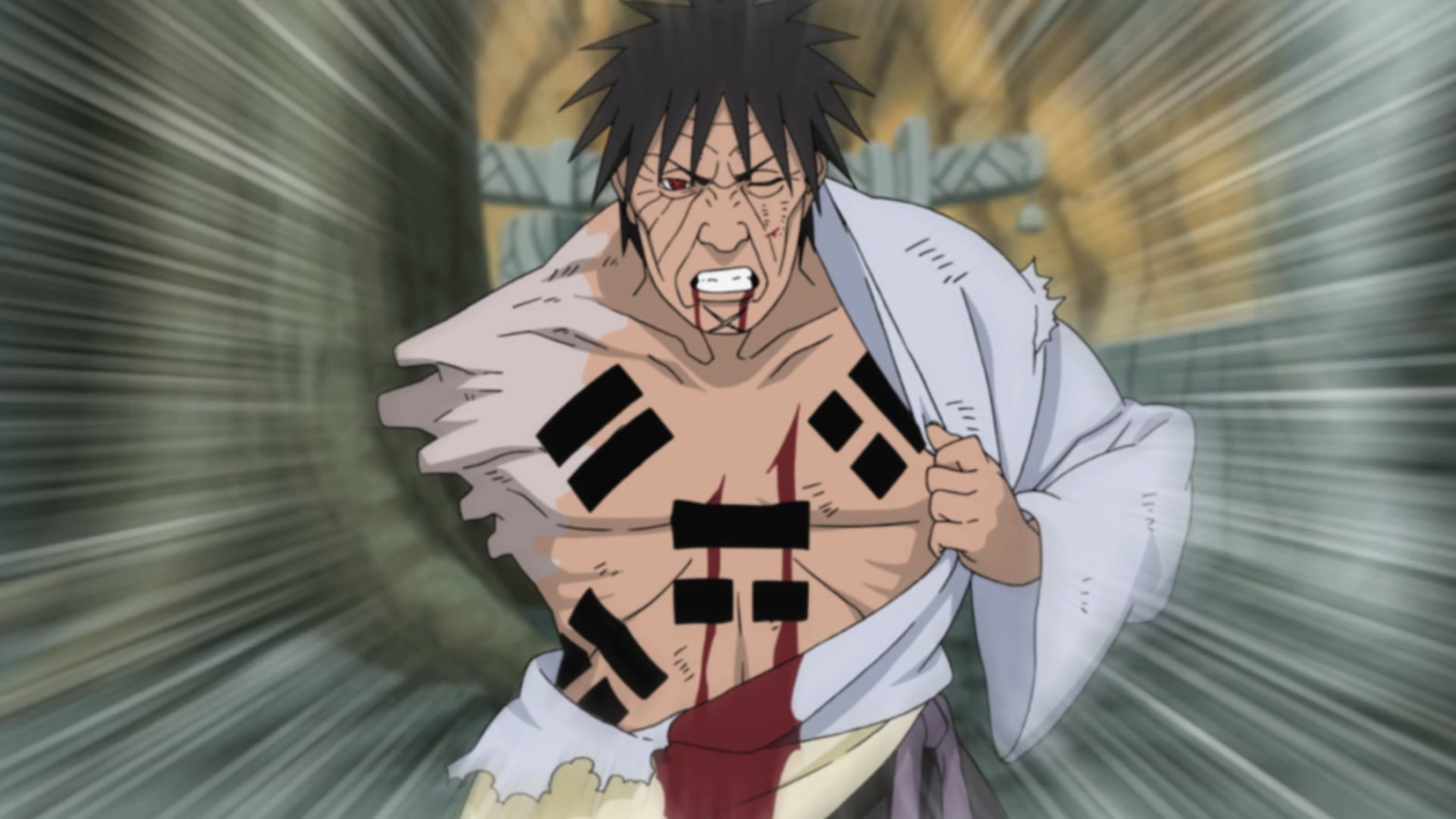 Danzô Shimura (épisode)