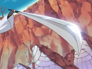 Spada Kusanagi (Sasuke Uchiha)