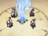Katsuyu: Imensa Rede de Cura