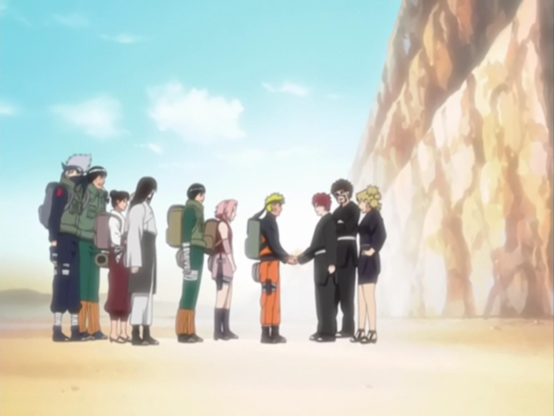 Naruto: Shippuden Episodio 32
