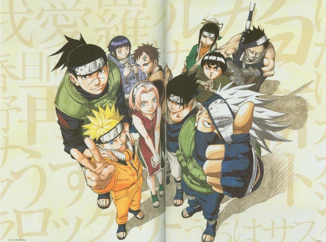 Naruto Capitolo 60
