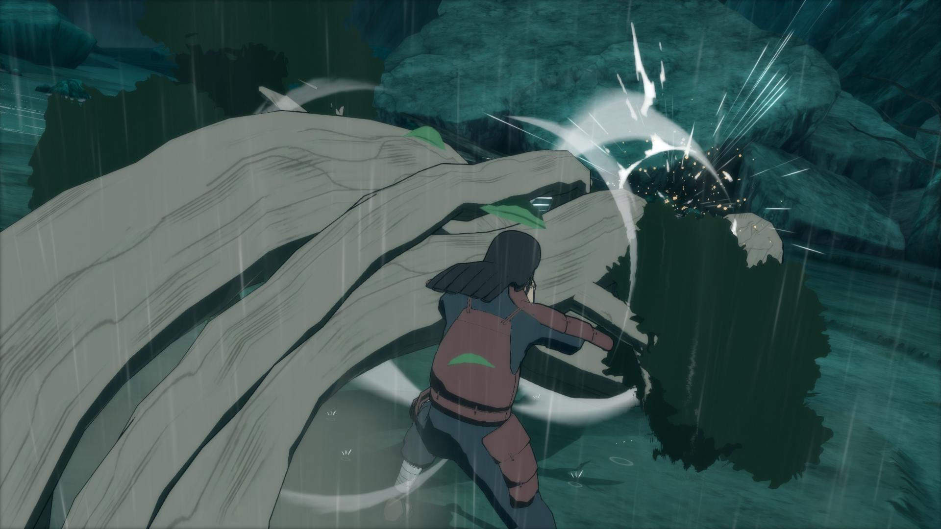 Lança Poderosa das Árvores