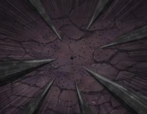 Arena de Hierro Recolección de Asalto Clavo de Cinco Soles Anime.png
