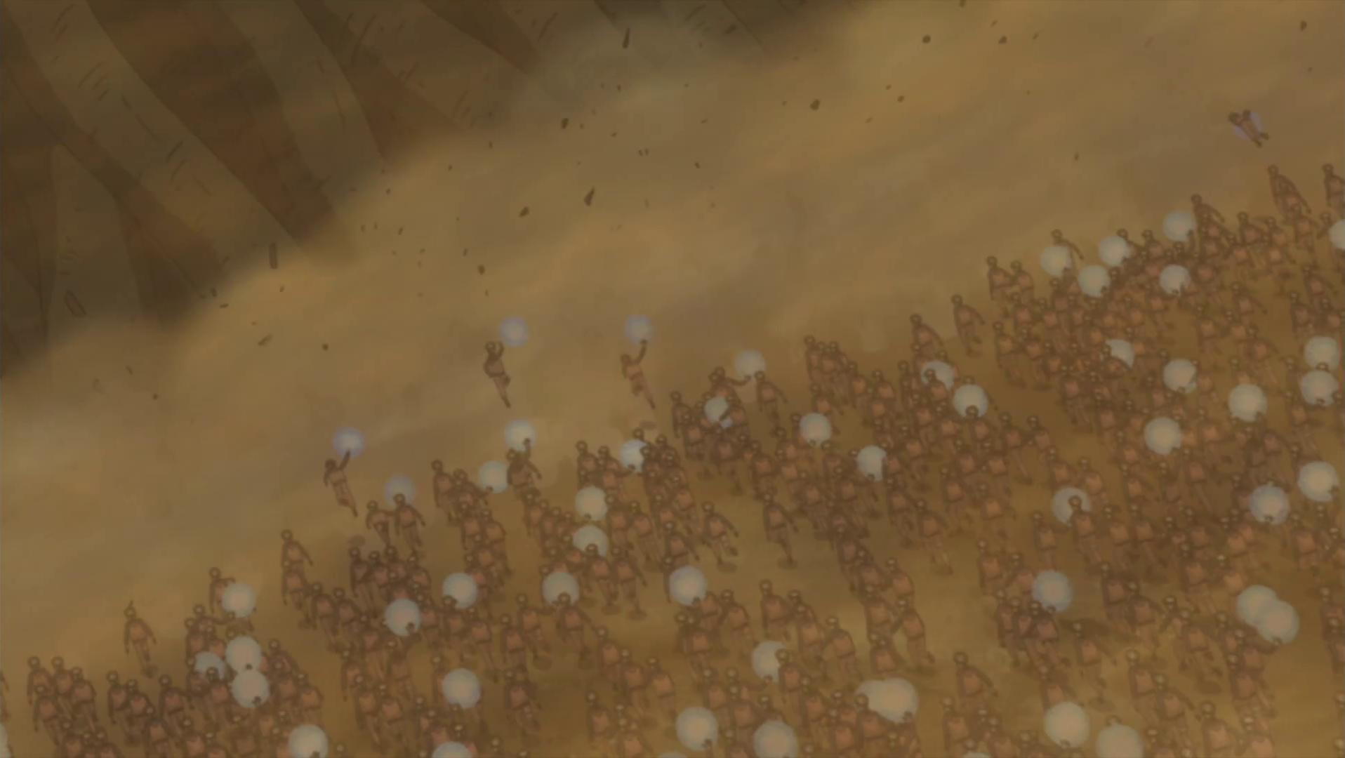 Серия Спиральных Сфер Большого Шара по Местности