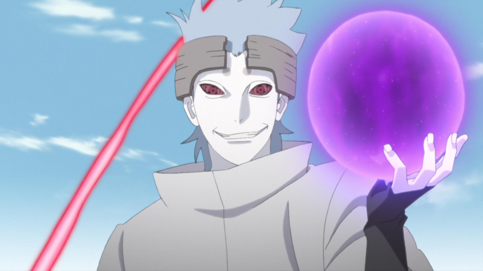 À la recherche de Sasuke