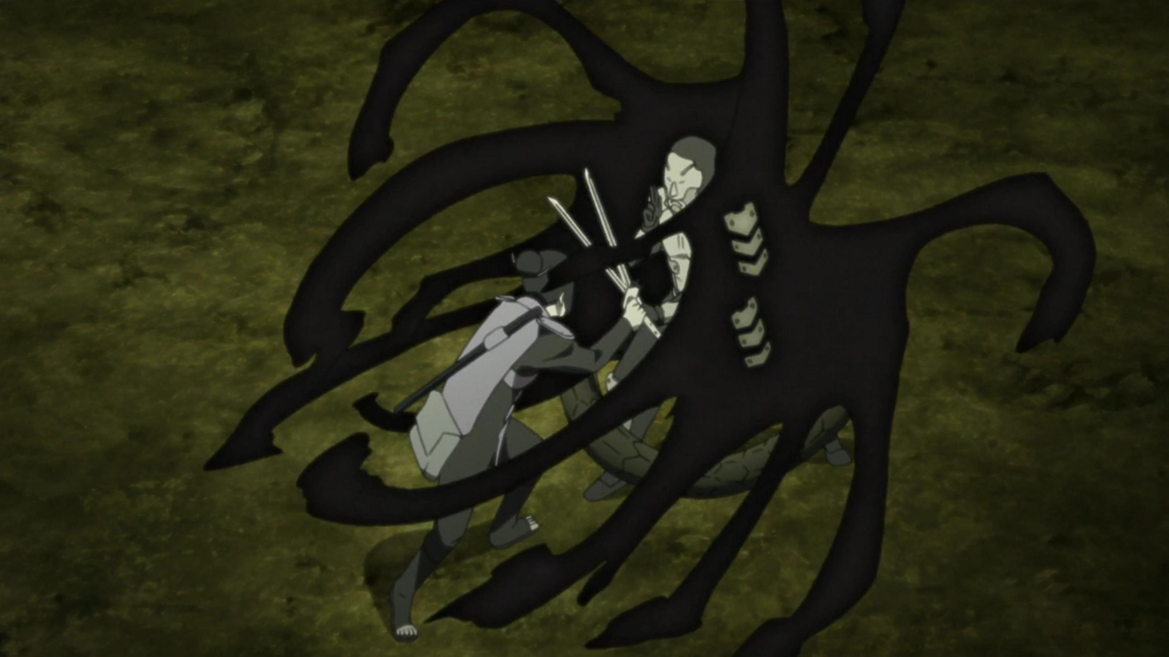 Arte Ninja: Armadura Devoradora