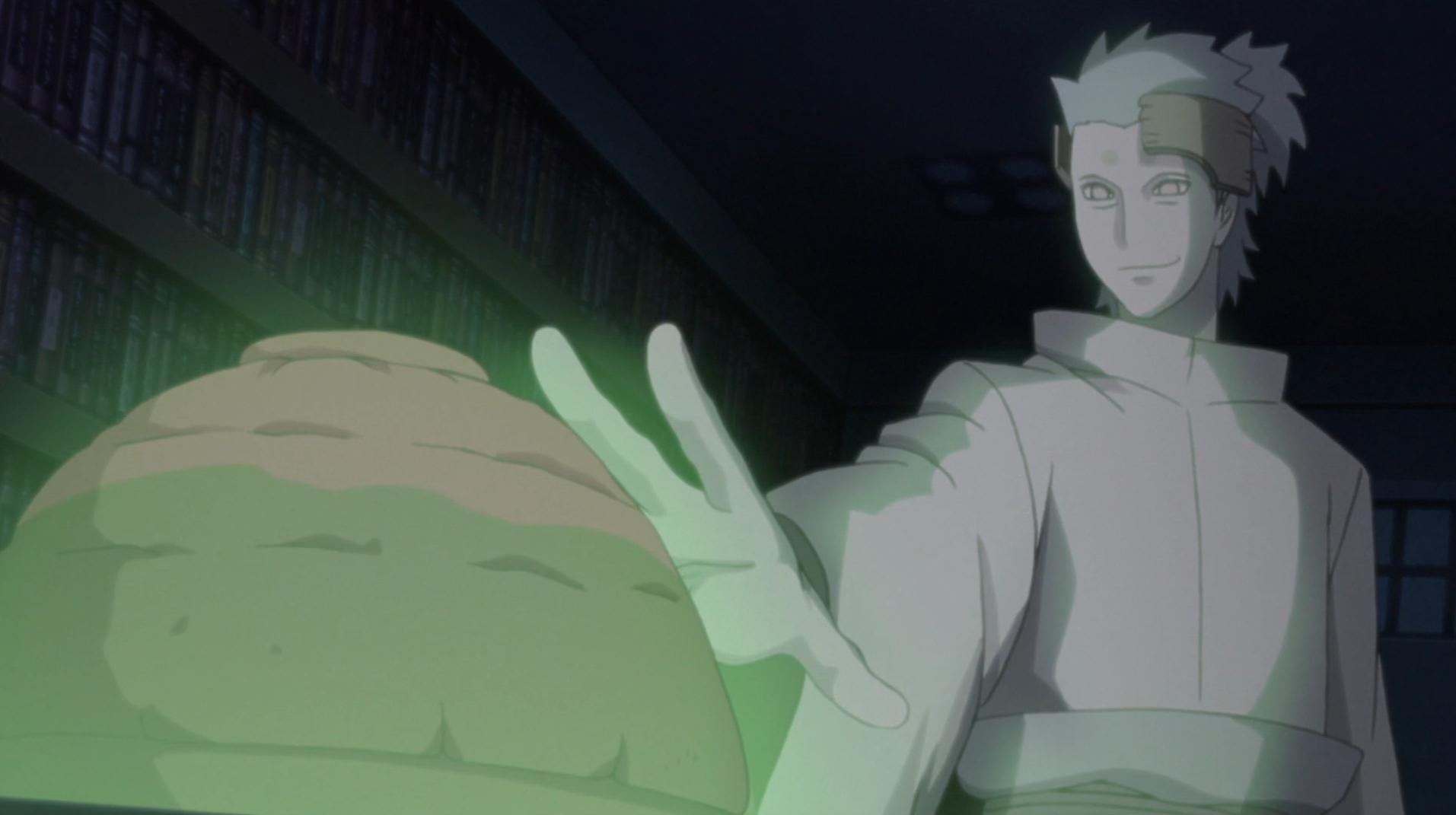 Boruto: Naruto Next Generations Episodio 128