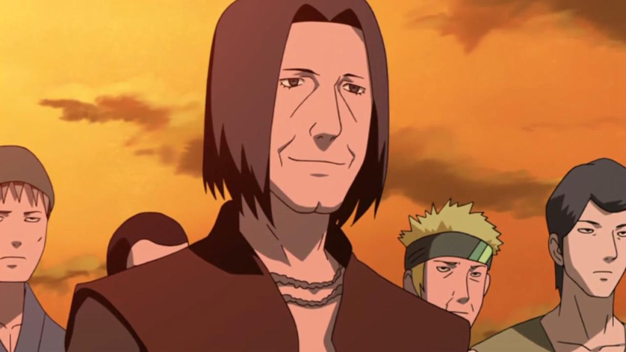 Jefe de la Aldea Oculta del Clan Tsuchigumo