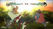 Naruto Storm 2 Sasuke vs Killer b