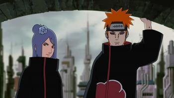 Naruto: Shippuden Episodio 125