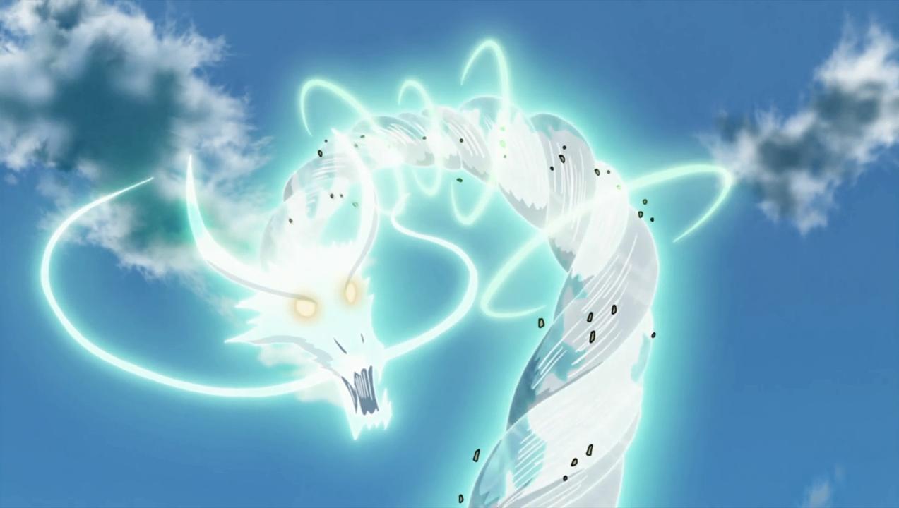 Бог-Дракон Листа