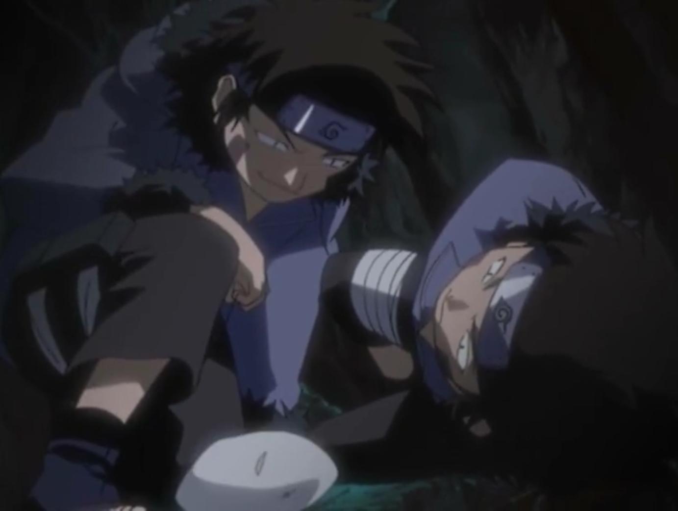 Naruto - Episódio 175: A Caça ao Tesouro Começa!