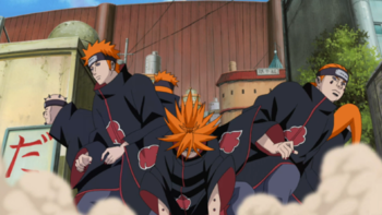 Naruto: Shippuden Episodio 157