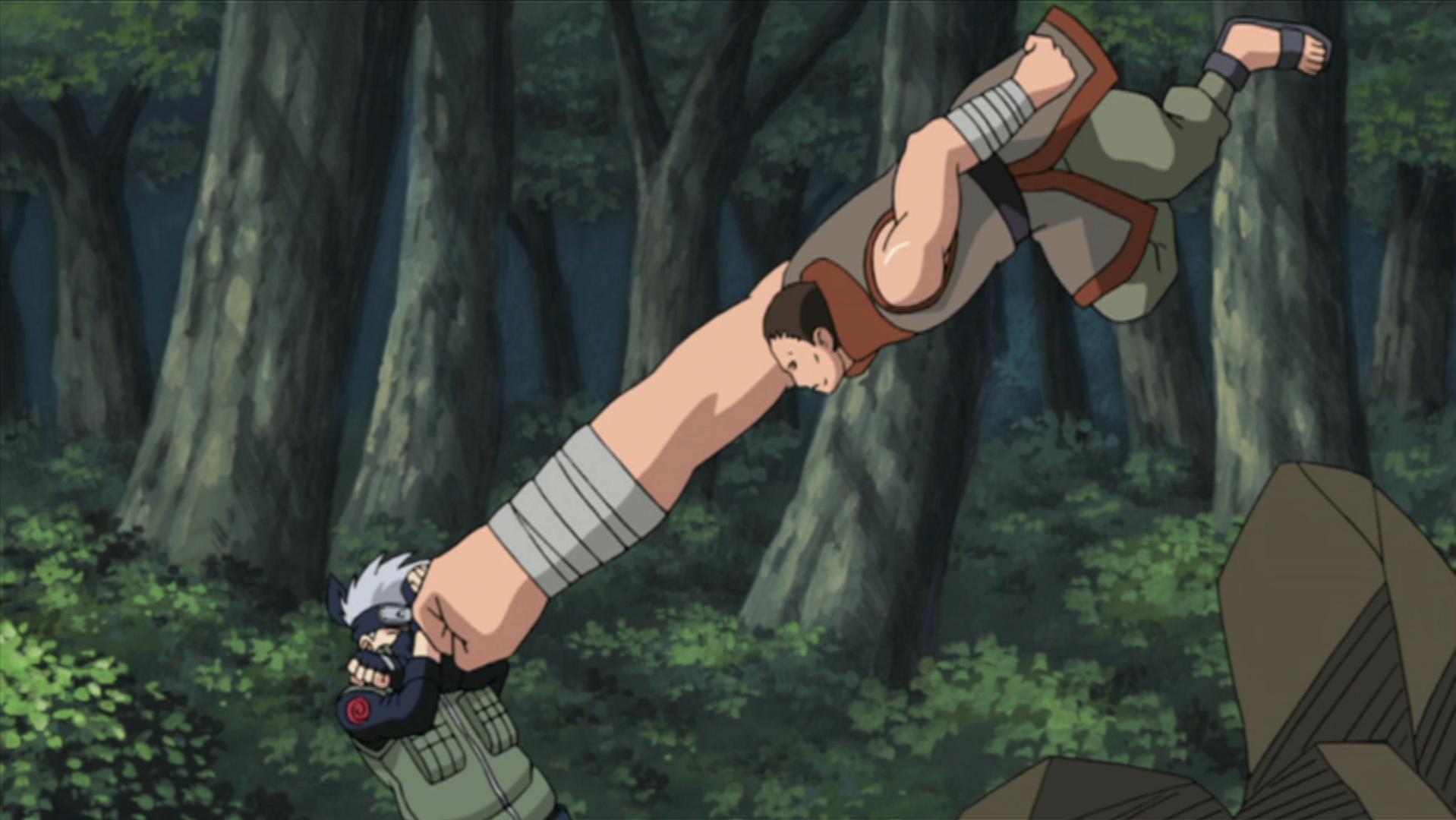 Naruto: Shippuden Episodio 96