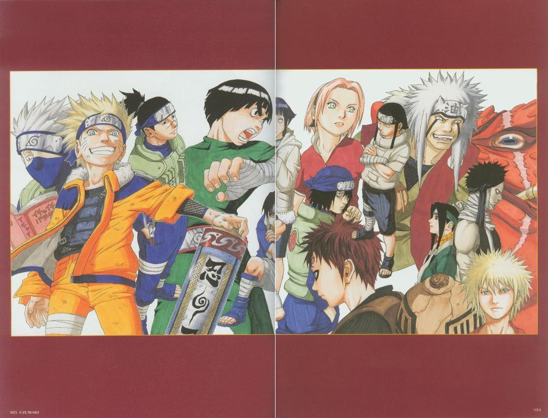 Naruto Capitolo 107
