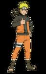 Naruto - 15 anos (Render)
