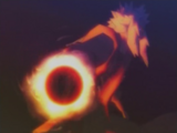 Elemento Fuego: Rasengan en Llamas