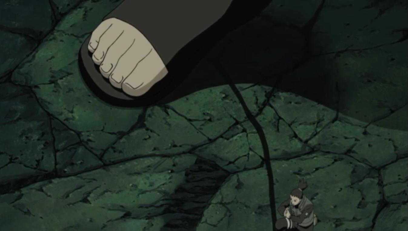 Jutsu: Apoderación de Sombra