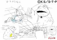 Arte Pierrot - Ōgama Sennin