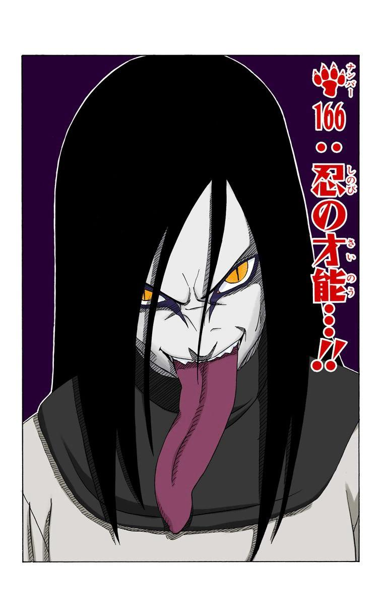 Ce qui fait le talent d'un shinobi...!!