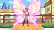 Chocho Butterfly mode