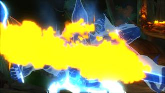 Liberação de Fogo - Espada do Susanoo